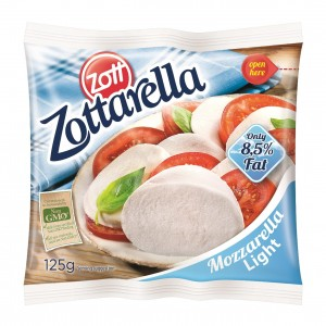 Zott Zottarella Light 125 g