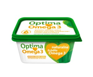 Margaryna Optima omega 3  400g